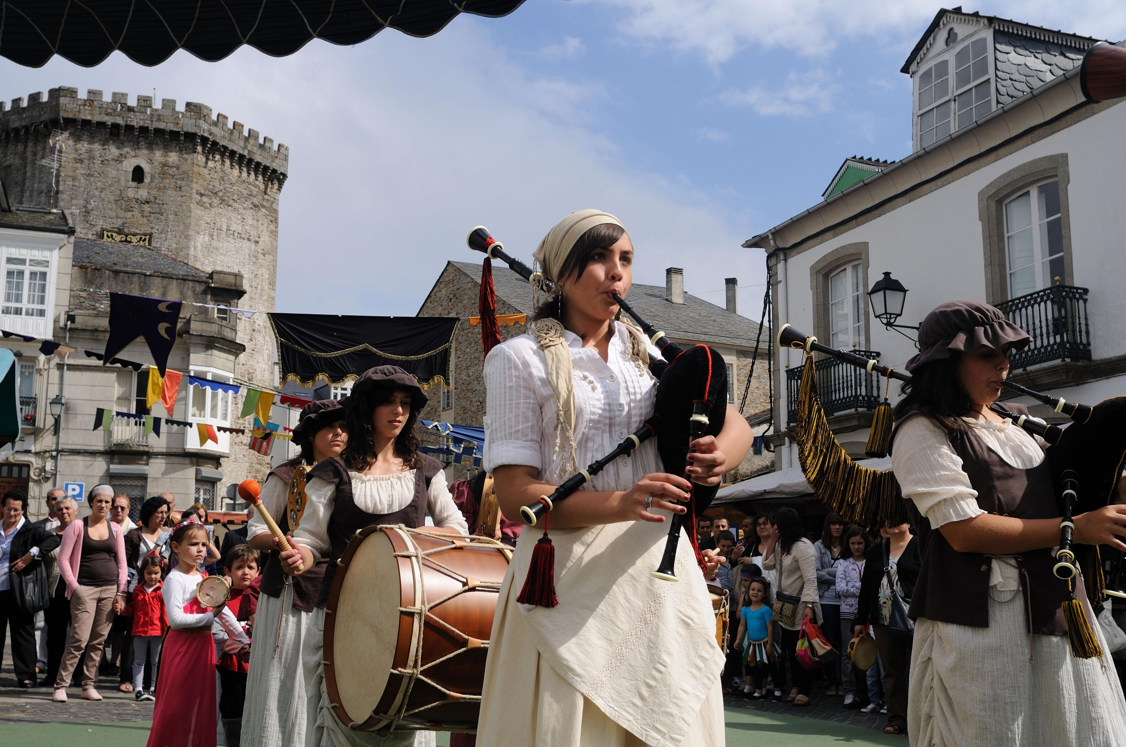 Terra Cha, Galicia, Spain
