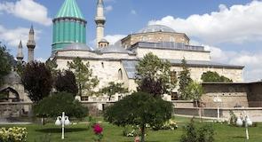 Centrum města Konya