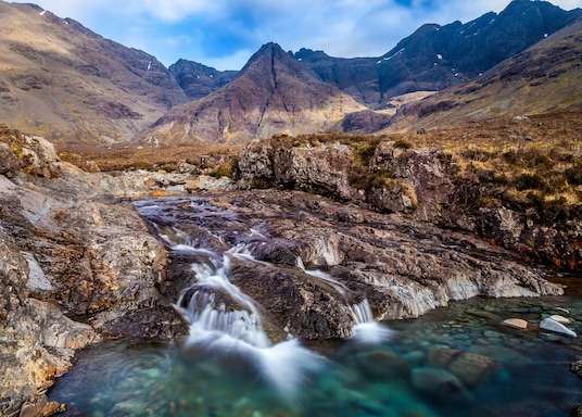 Skye szigete, Egyesült Királyság