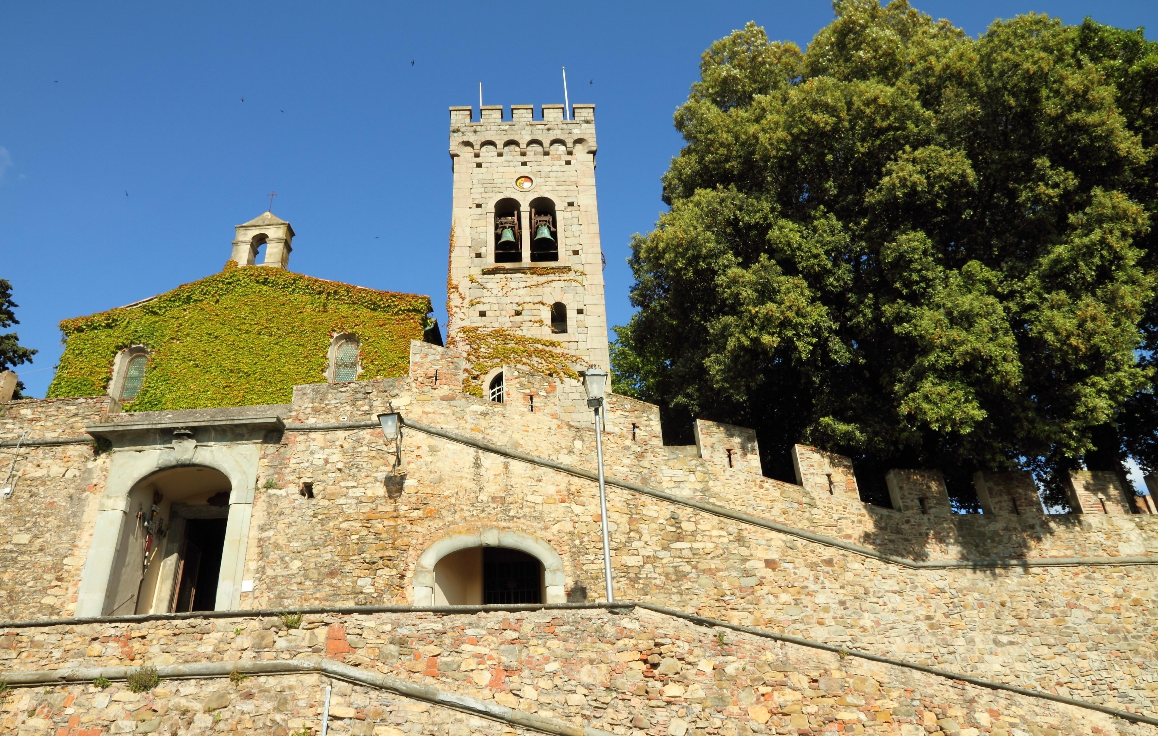 Castagneto Carducci, Toskana, Italien