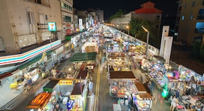 Jungli Night Market (iltatori)
