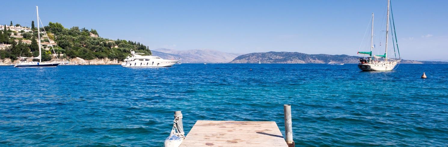 Agní, Grecia