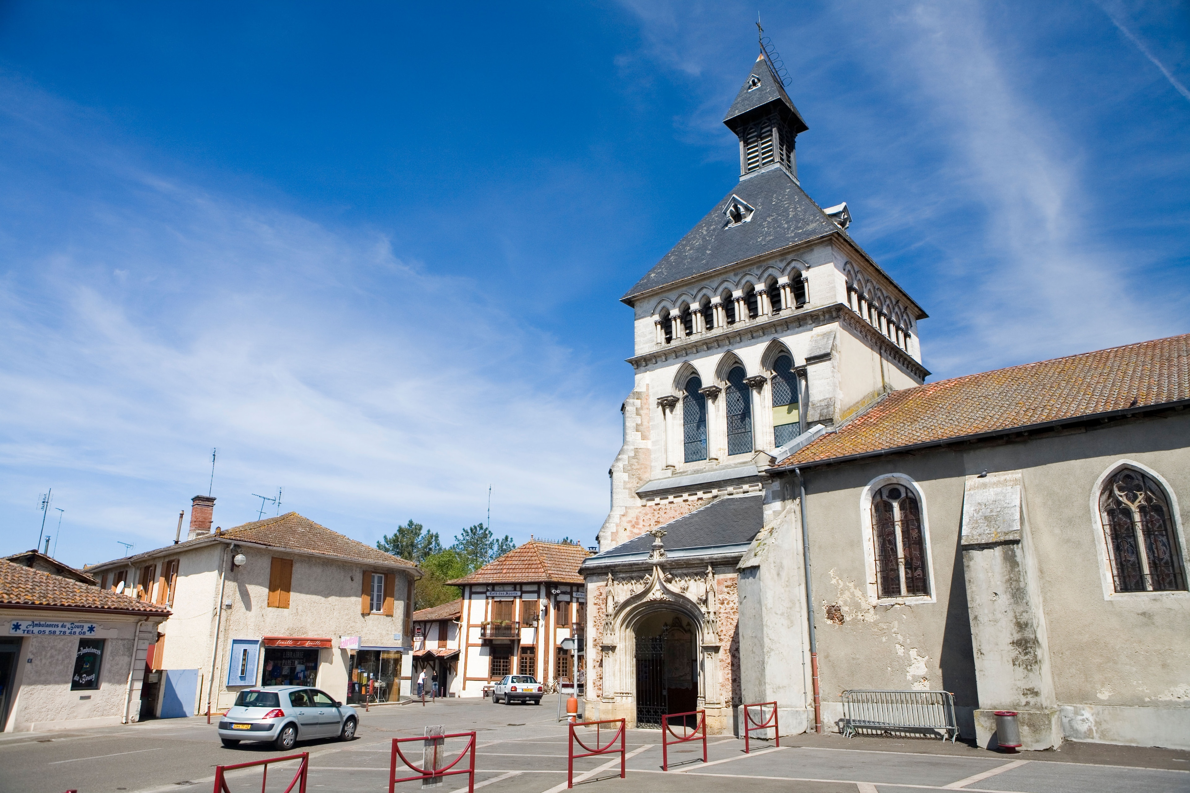 Parentis-en-Born, Landes, France