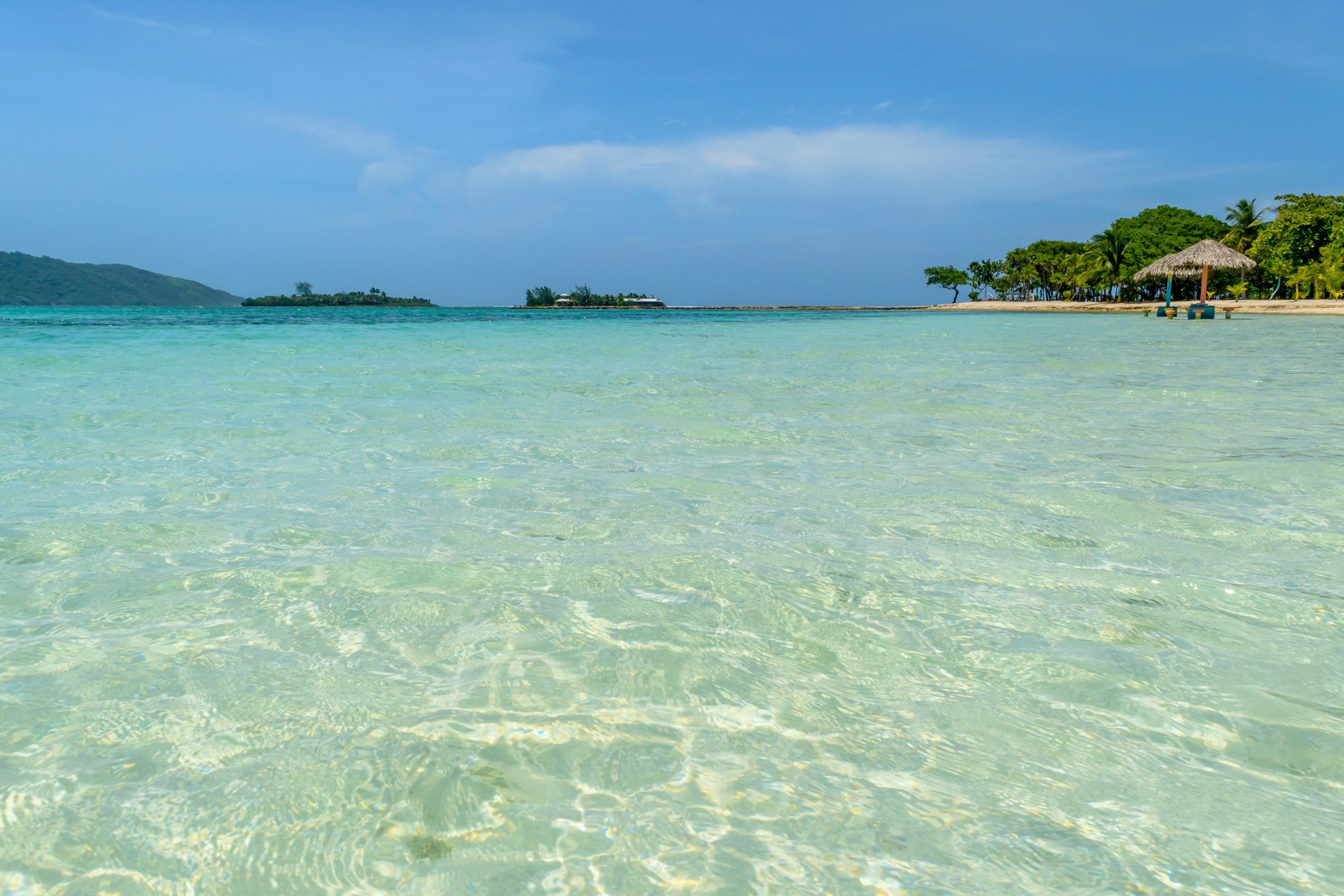 Guanaja, Bay Islands, Honduras