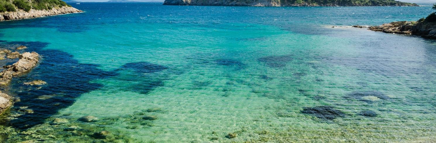 Golfo Aranci, Italien