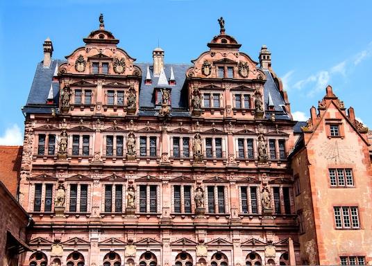 Altstadt Heidelberg, Germany