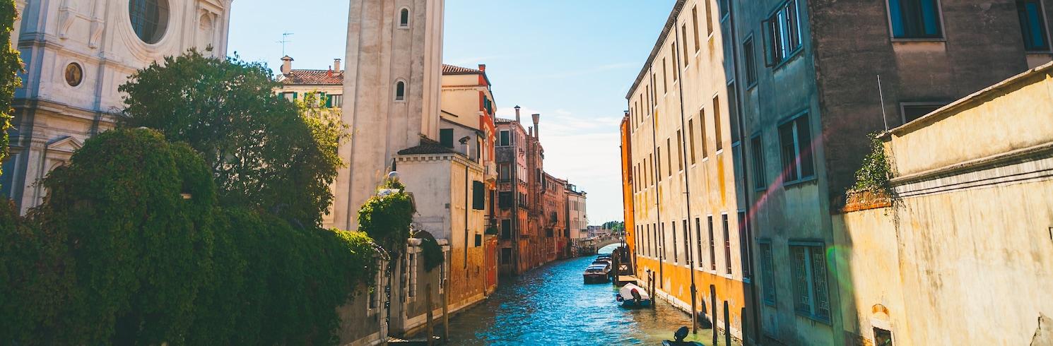 ונציה החדשה, איטליה
