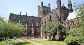 Katedrála v Chesteru