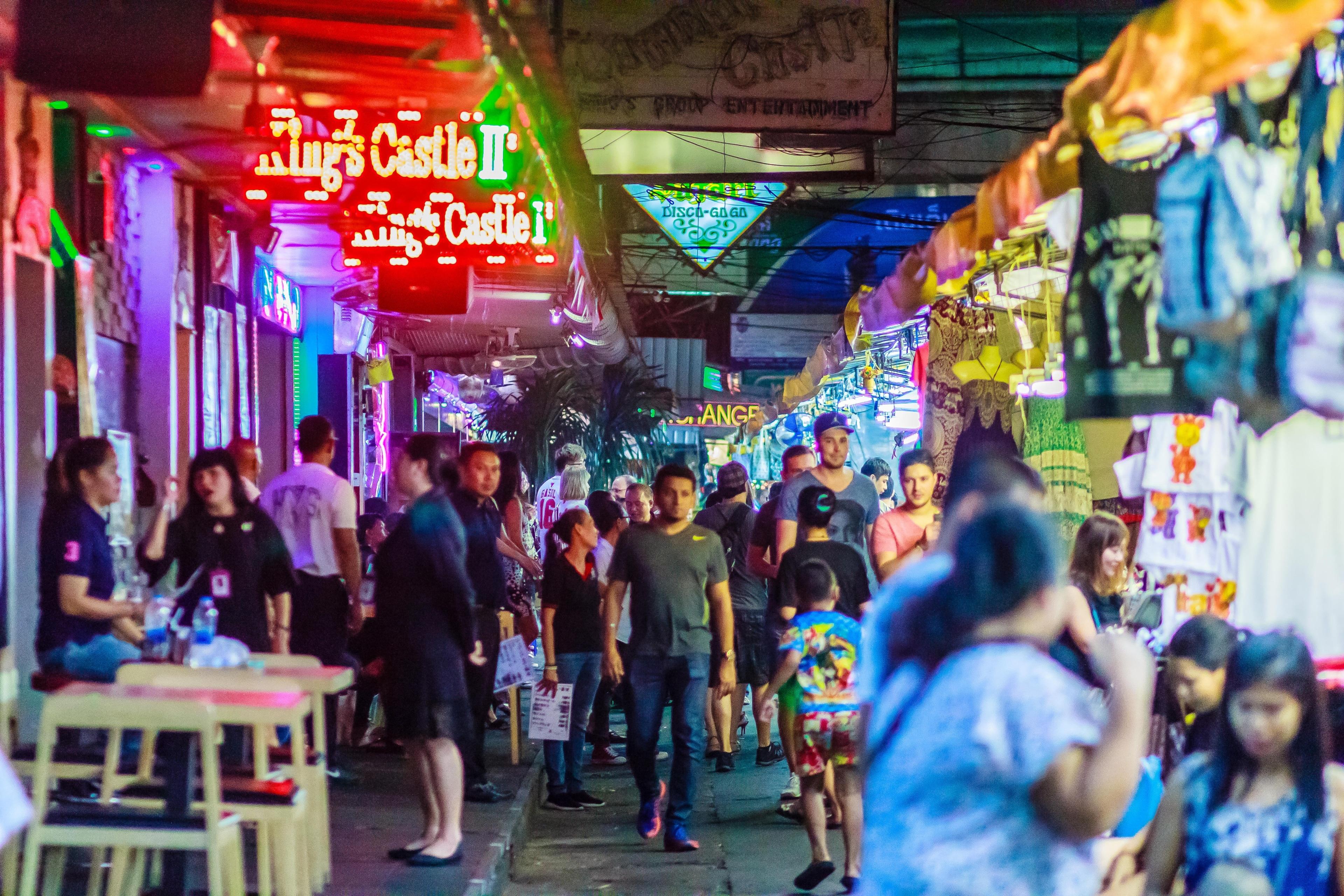 Silom, Bangkok, Bangkok (Provincia), Tailandia