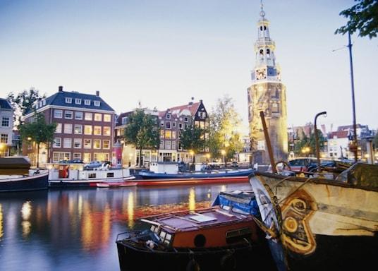 Binnenstad, Nederland
