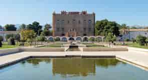 Castillo de Zisa y Museo de Arte Islámico