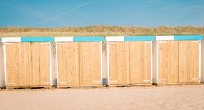 Пляж Берген-ан-Зее