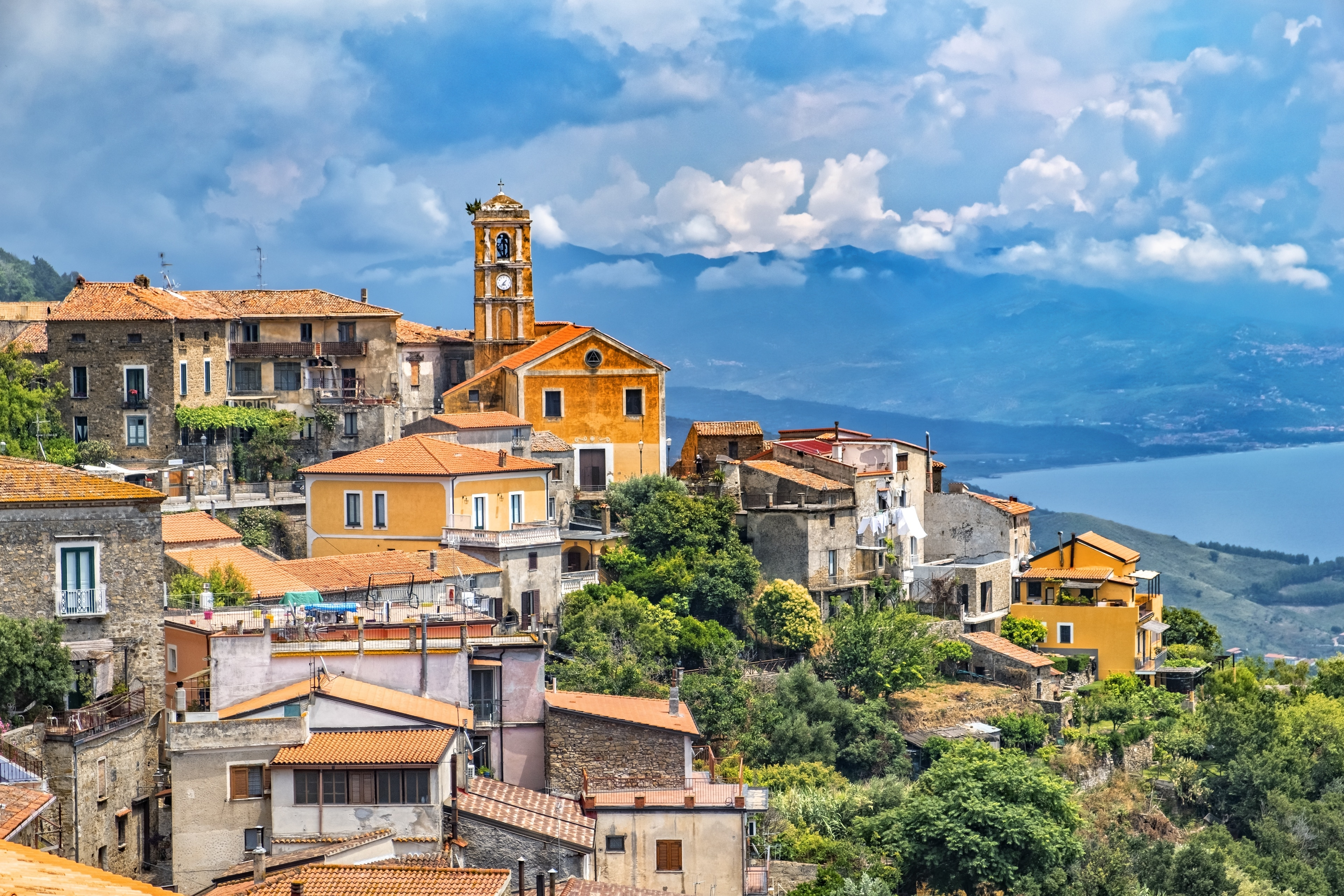 Pollica, Campania, Italië