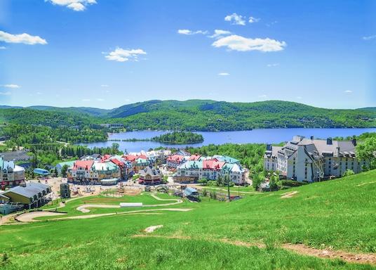 Mont-Tremblant, Quebec, Canada