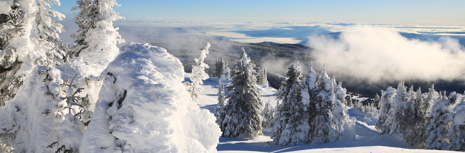 Sun Peaks, Kolumbia Brytyjska, Kanada