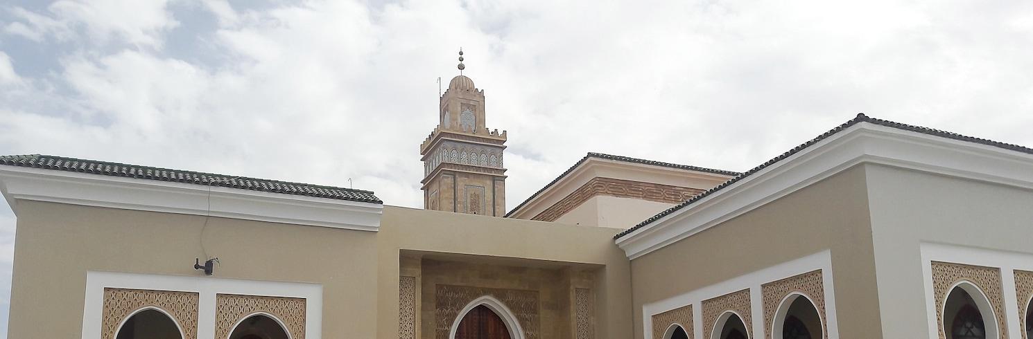 東部大區, 摩洛哥