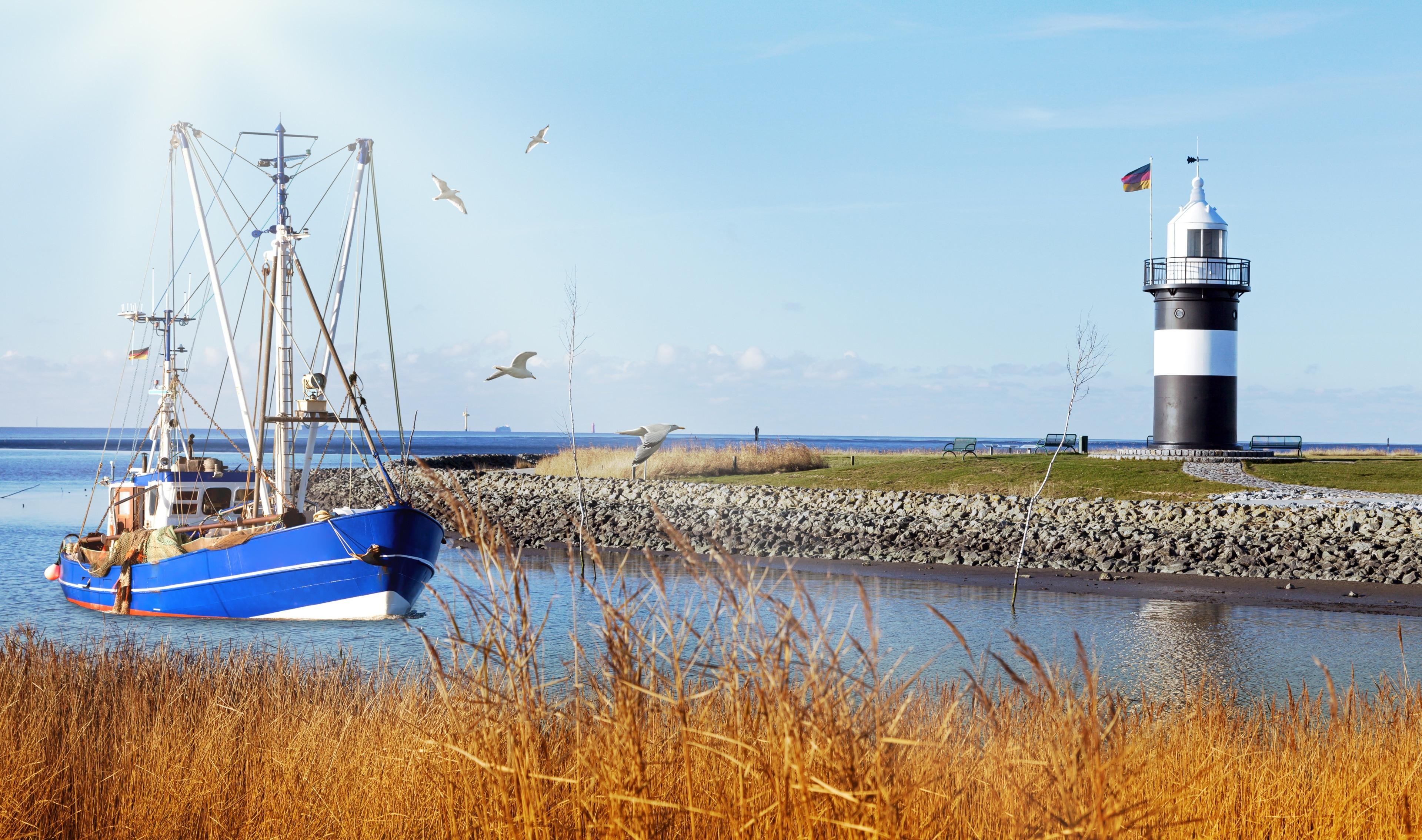 Cuxhaven, Niedersachsen, Tyskland