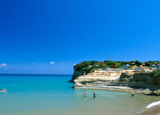 Sidari, Yunani
