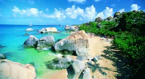 Anse Royal Beach