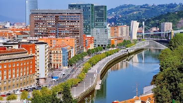 Zubizuri-Brücke/