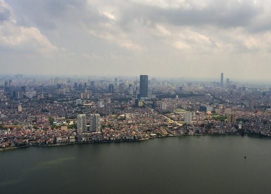 Hanojus, Vietnamas