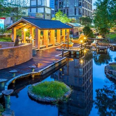 Jiaosi Hot Springs