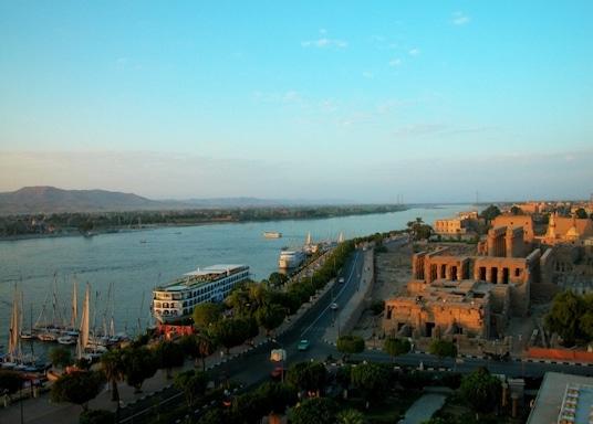 Luxor, Egyptaland