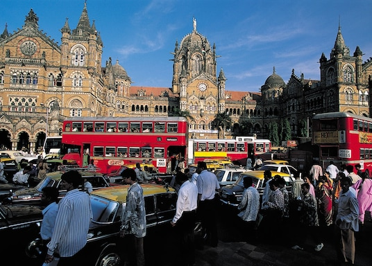 ムンバイ, インド