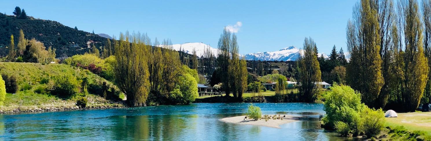 מחוז אגמי קווינסטאון, ניו זילנד