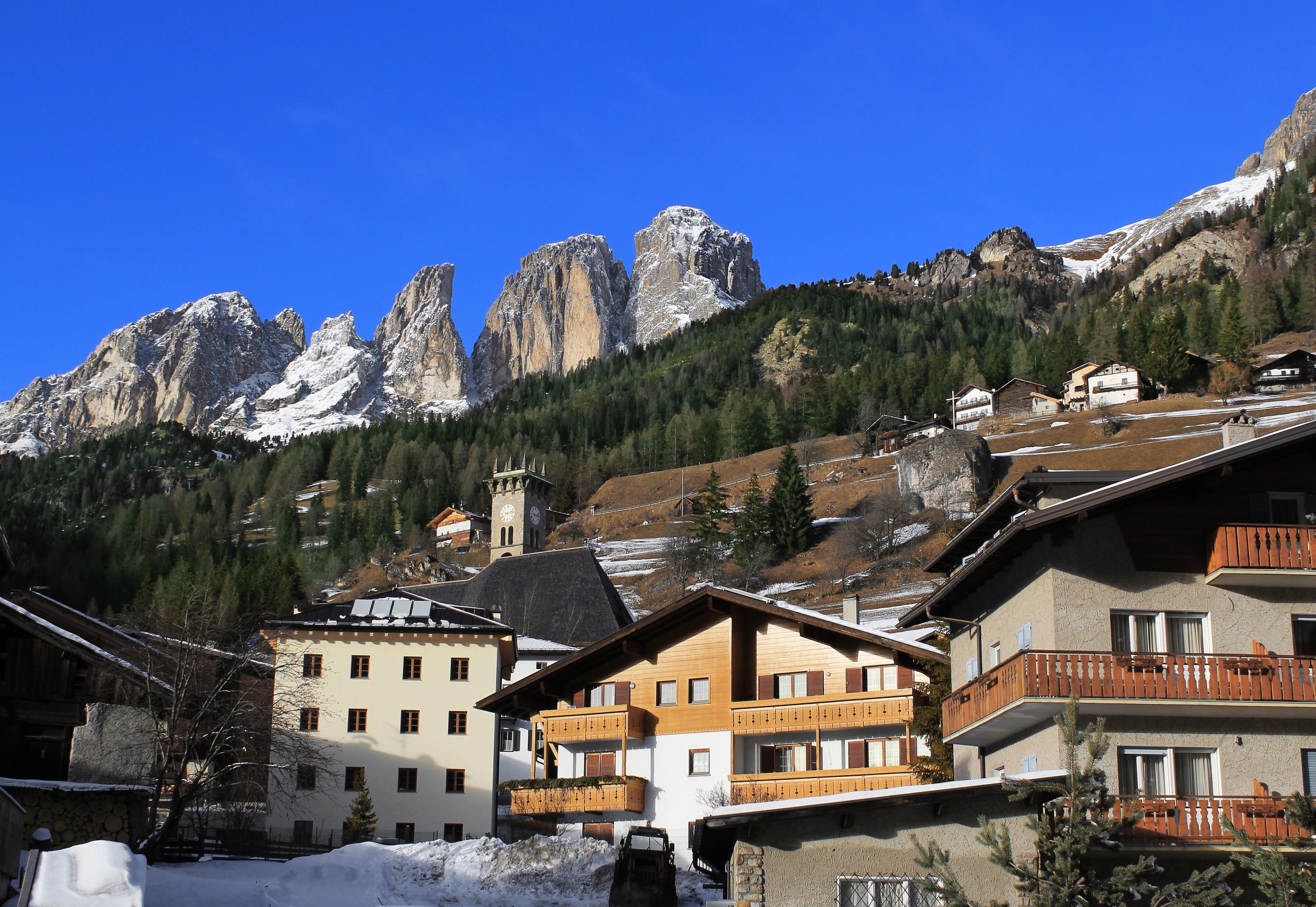 Campitello di Fassa, Trentino-Alto Adige, Italy