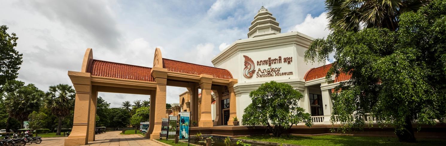 斯拉格拉姆分區, 柬埔寨