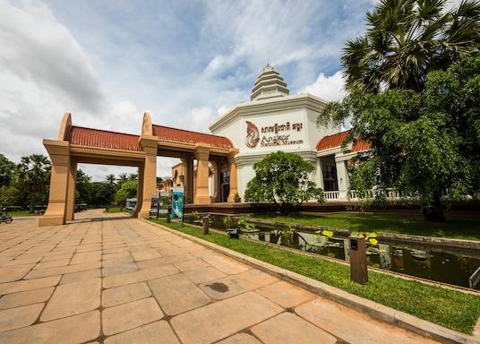 Sangkat Sla Kram, Kambodža