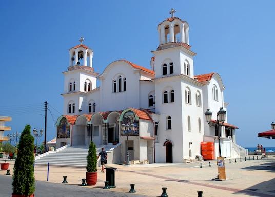 Pieria, Kreikka