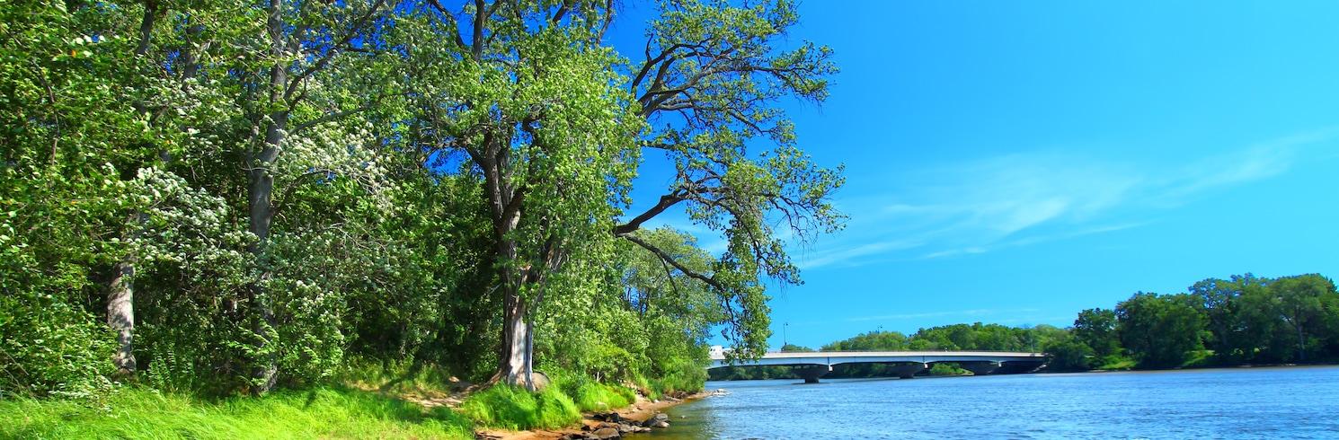 Portage, Wisconsin, USA