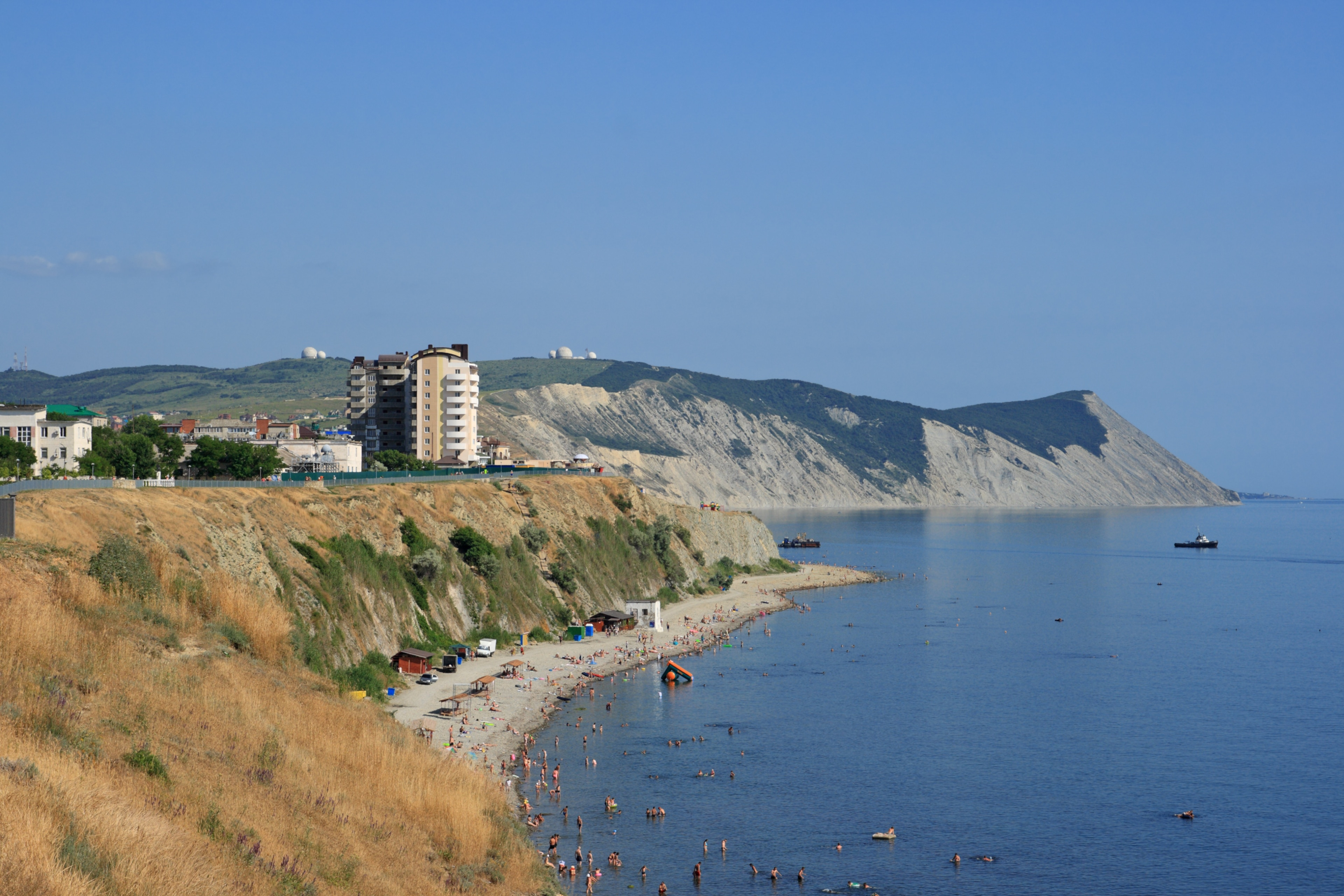 Kraj Krasnodar, Rusland