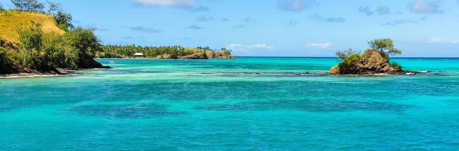 Otok Nacula, Fidži