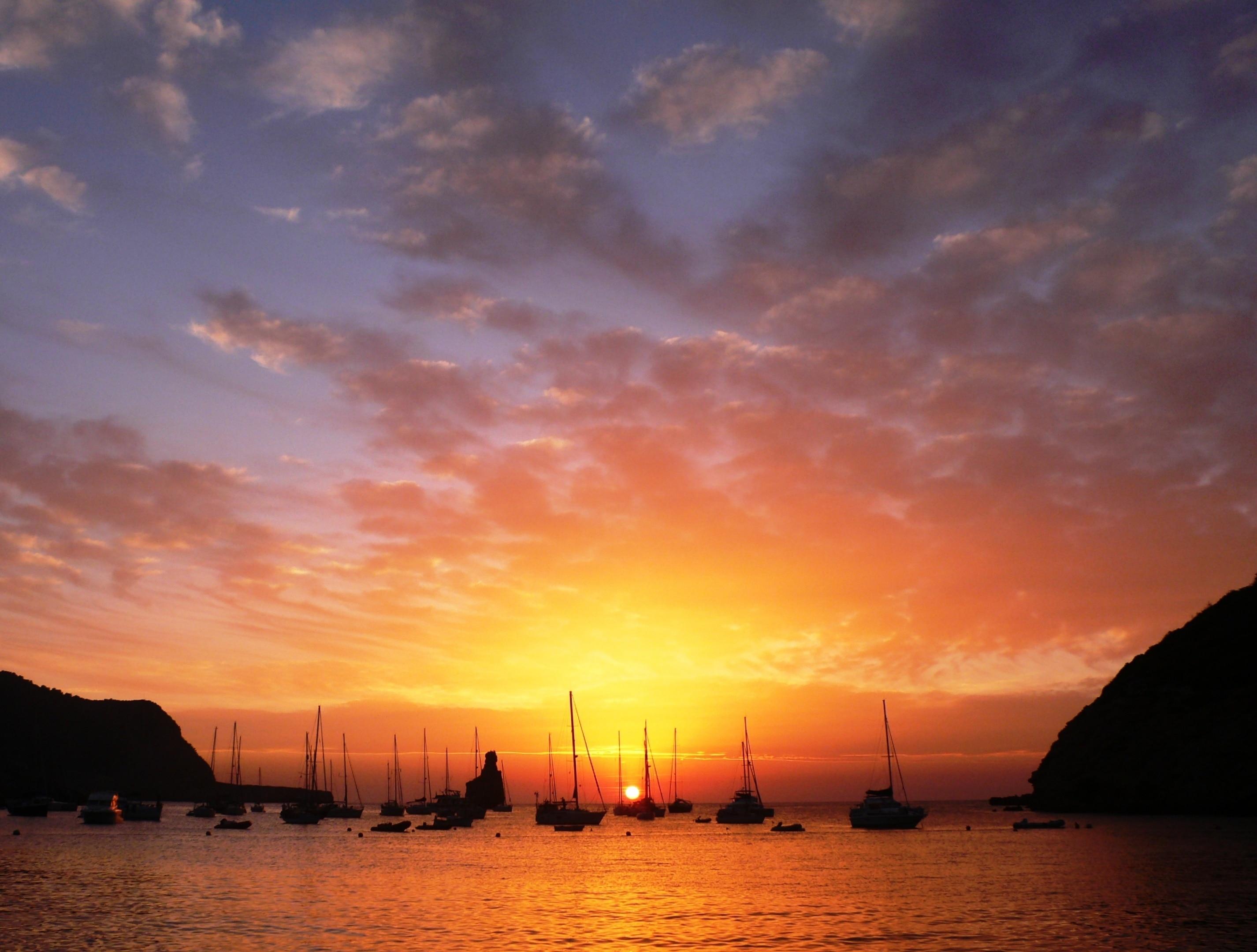 Cap Martinet, Santa Eulalia del Rio, Balearic Islands, Spain