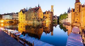 Povijesni centar grada Brugesa