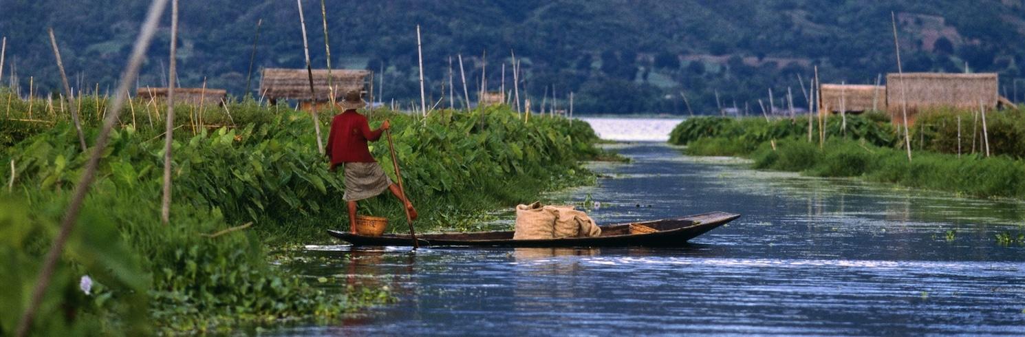 Nyaungshwe, Birma