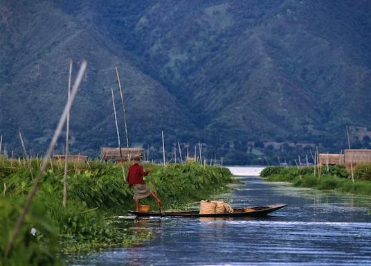 娘水, 緬甸