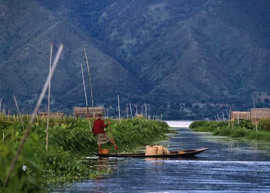 Ньяунгшве, М'янма