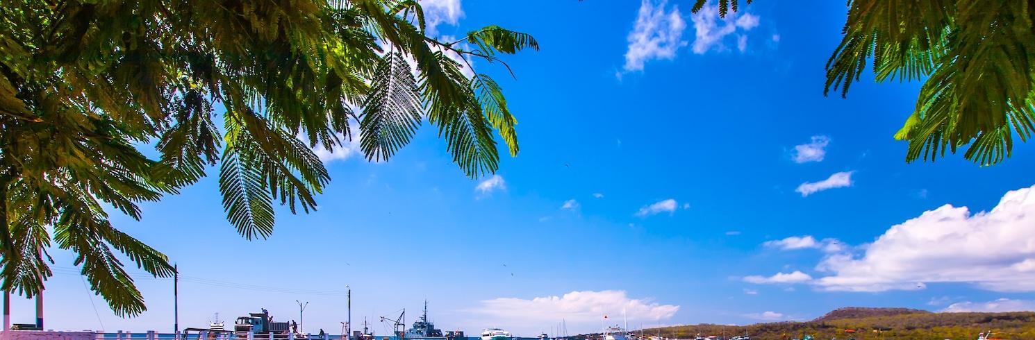維利亞米爾港, 厄瓜多爾
