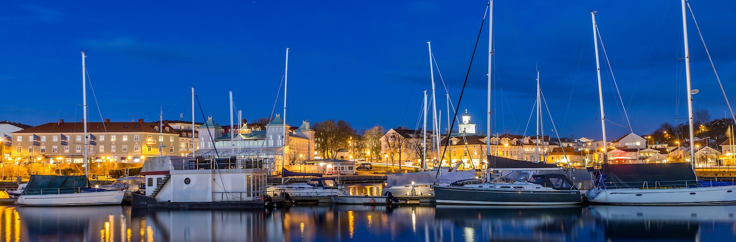 Stromstad (and vicinity), Sweden