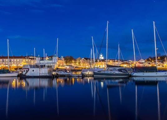 Strömstad, Suède
