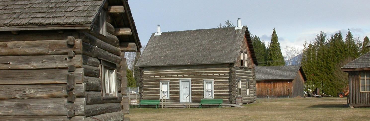 Terrace, Britská Kolumbia, Kanada