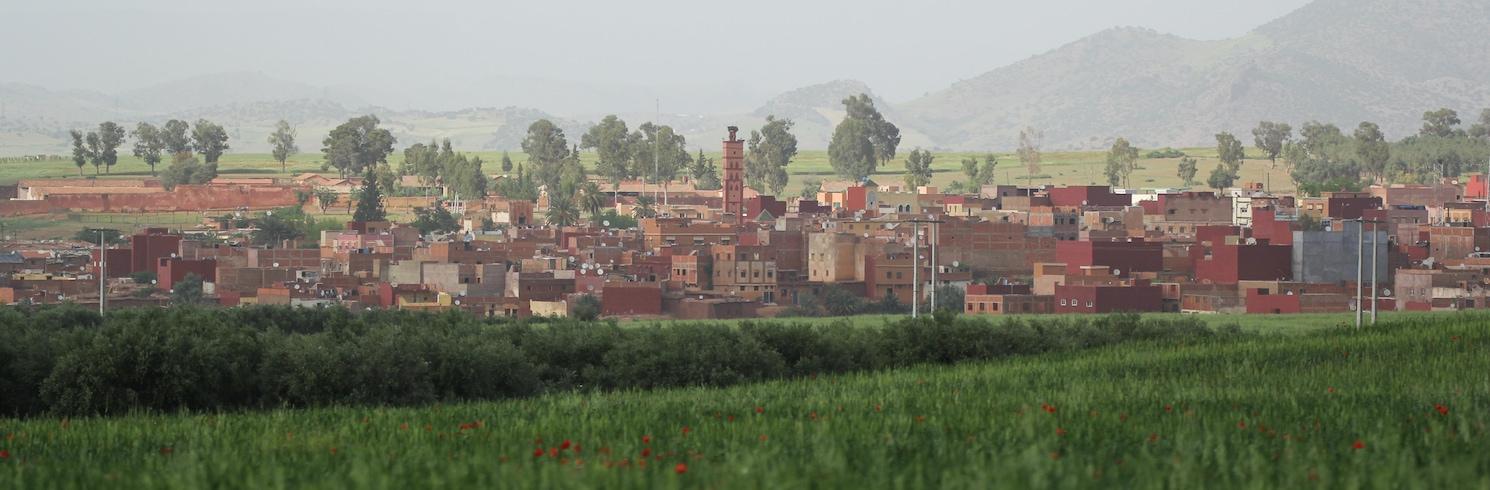塔德萊-艾濟拉勒 (大區), 摩洛哥