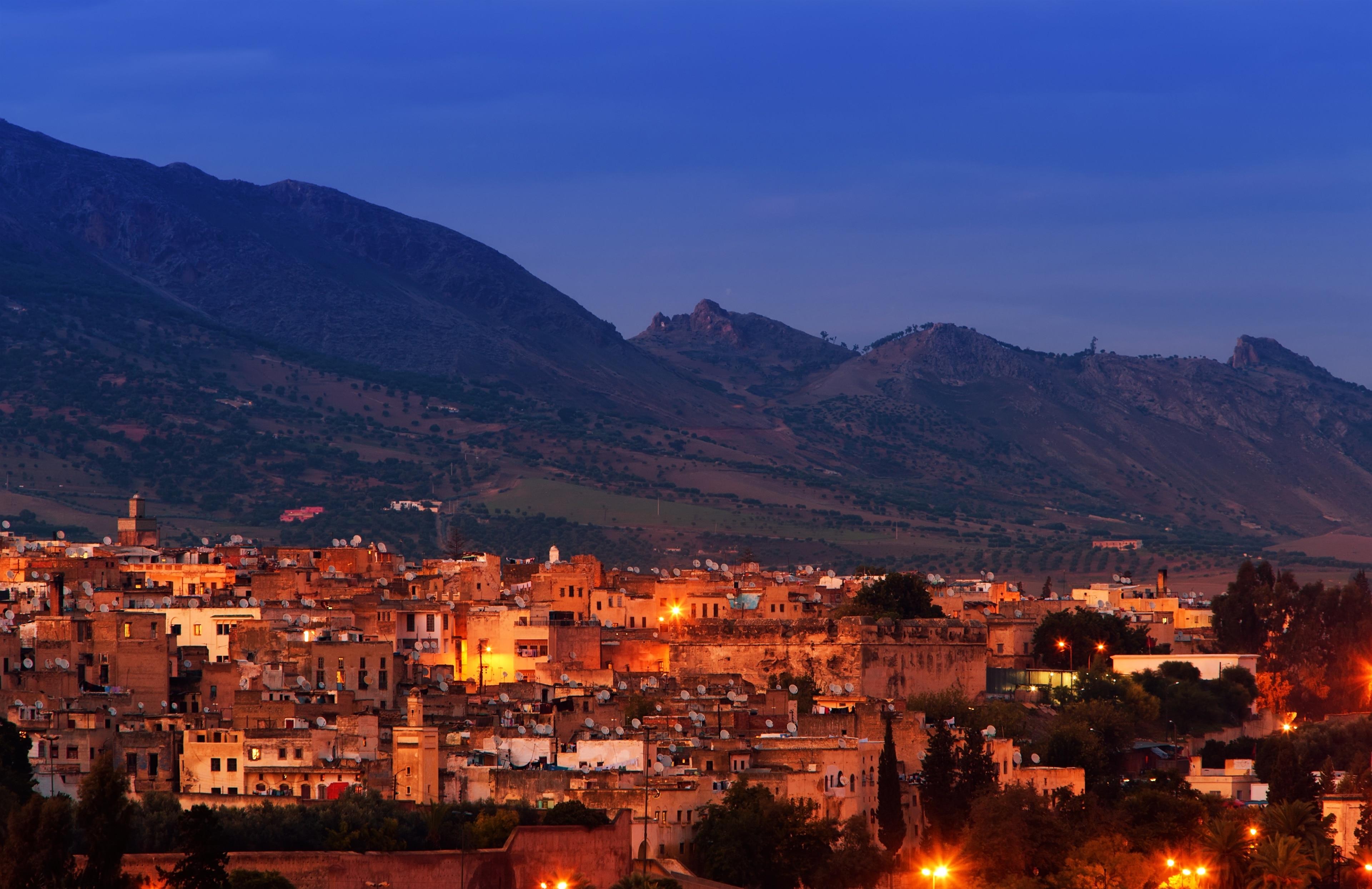 Fes, Fès-Meknès, Morocco