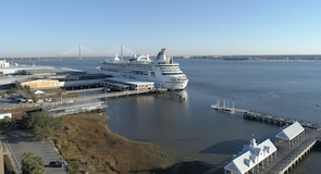 Port of Charleston Cruise Terminal (ostas terminālis)