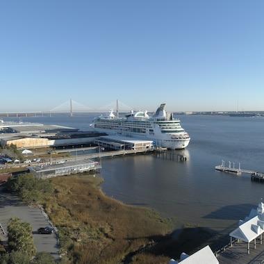 Port of Charleston Cruise Terminal