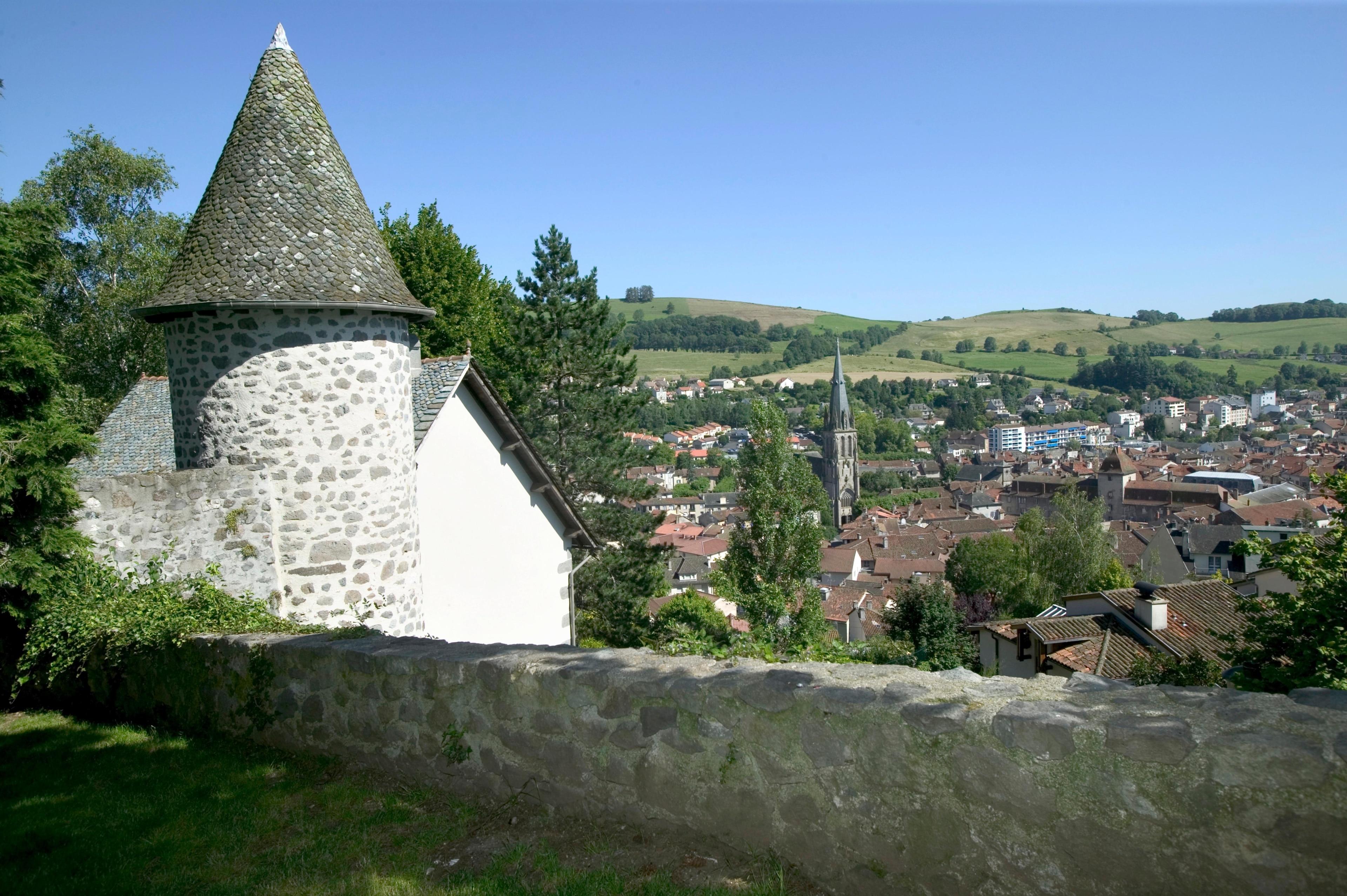 Cantal (dipartimento), Francia